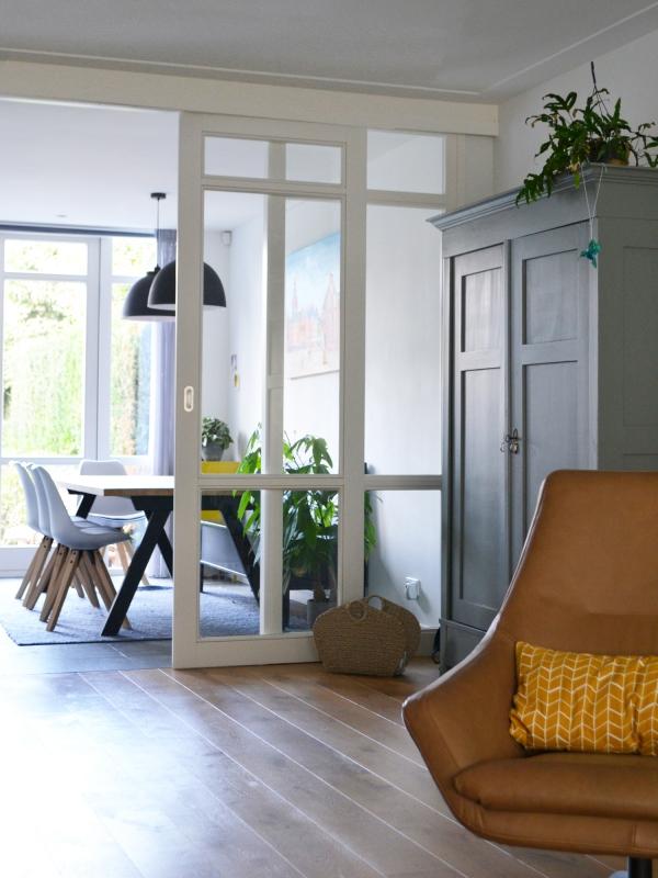 Interieuradvies woonkamer jaren '30 AJ Nijmegen