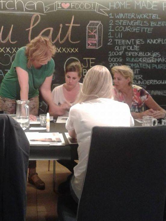 Workshop bewoners Castillo Nieuwbouw - Lent