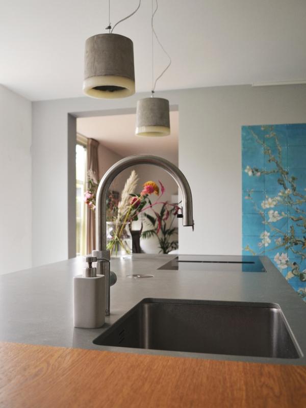 Interieuradvies keuken met eiland Nijmegen