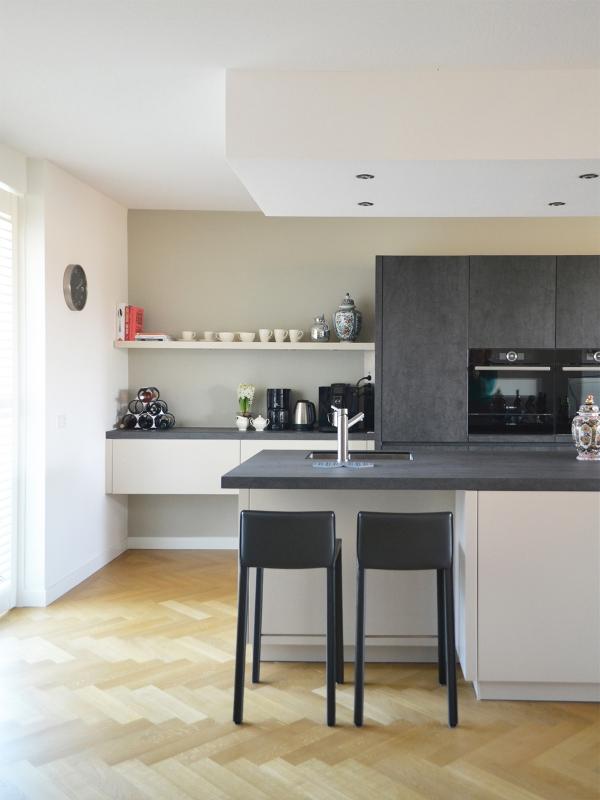Interieuradvies keuken appartement AT Nijmegen