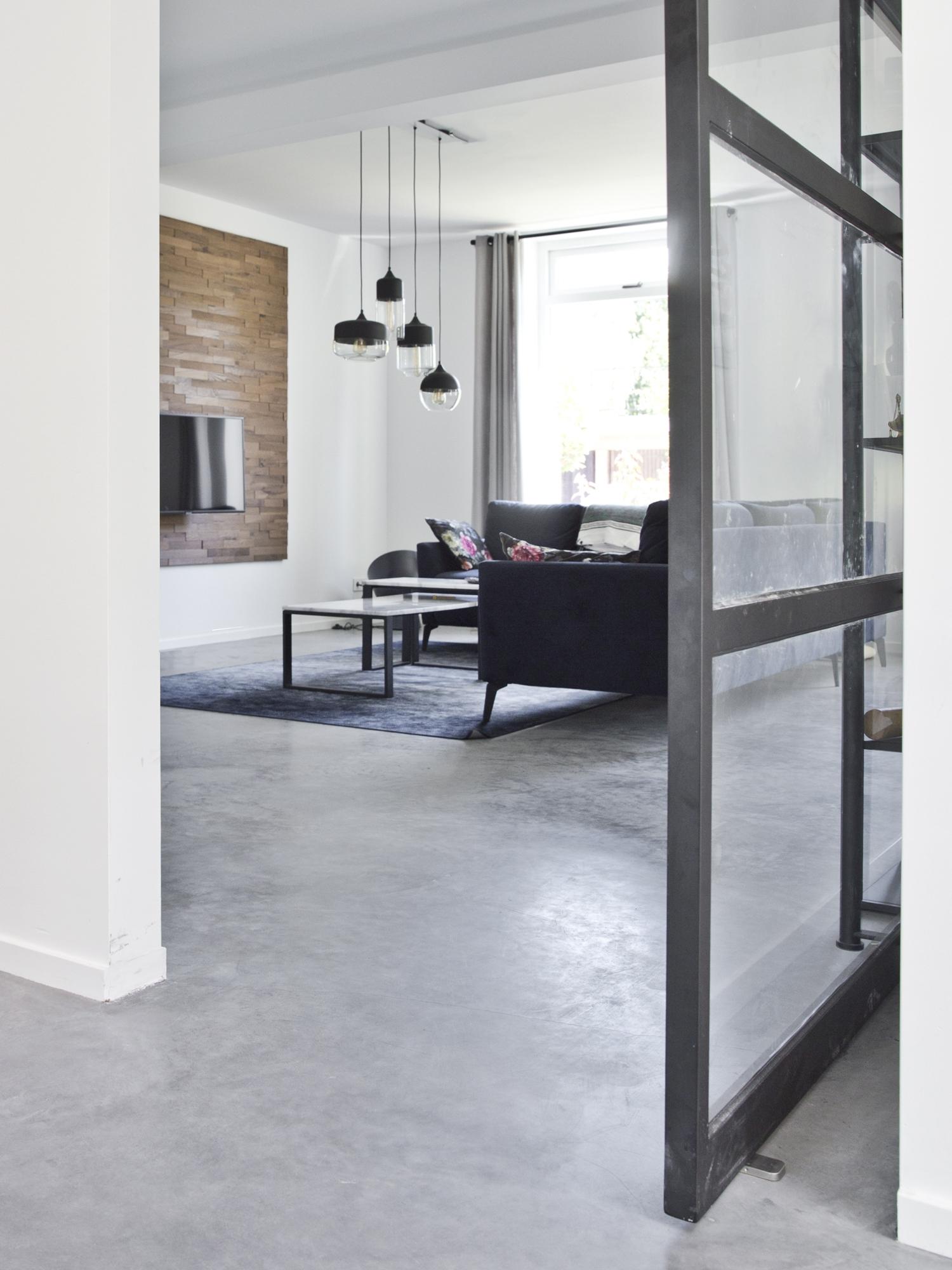 Interieuradvies woonkamer YJ Nijmegen